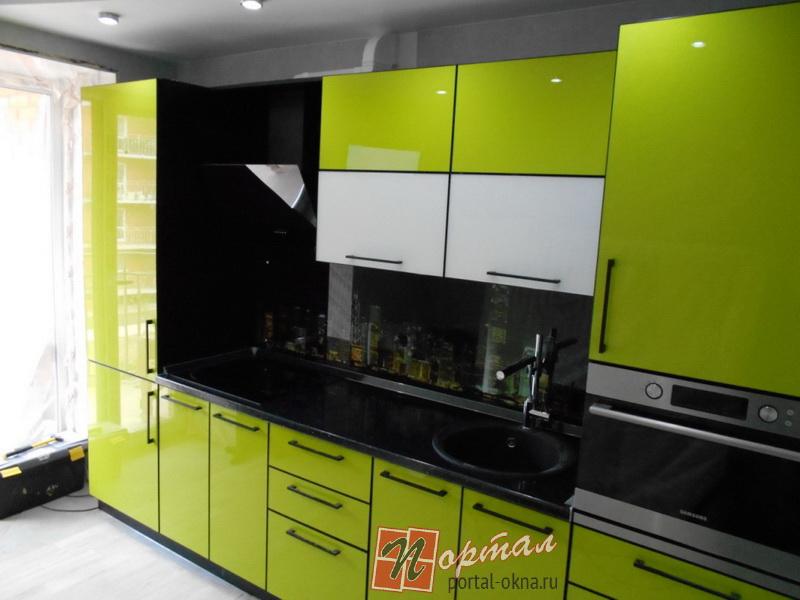 Кухонные гарнитуры пластик отзывы